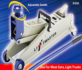 Liftmaster 3 Ton High Lift Floor Jack