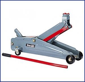 Pro Lift High Lift Floor Jack