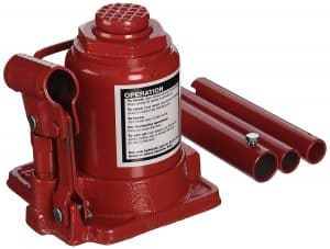 Sunex 4913A 12-Ton, Short Bottle Jack