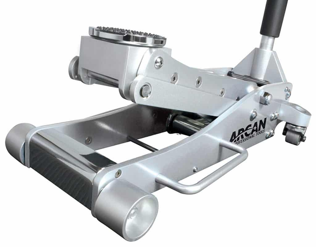 Arcan ALJ3T Aluminum Floor Jack - 3 Ton Capacity Review